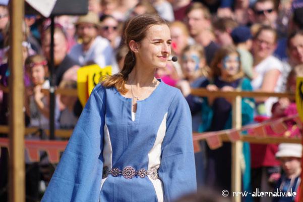 Die schöne Gräfin von Mühlheim