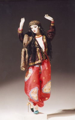 персидский танец
