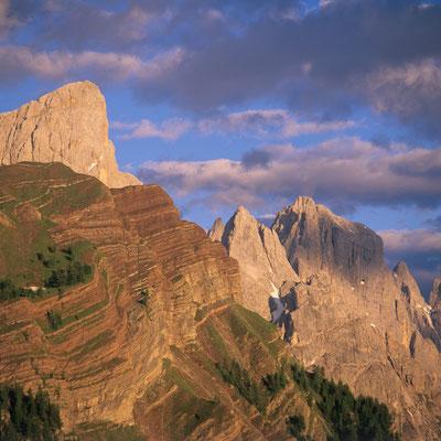 Naturpark Pale di San Martino I Dolomiten I Italien