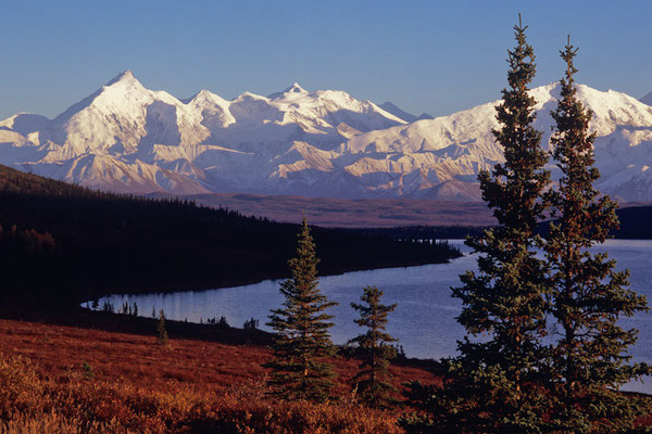 Wonder Lake I Denali Nationalpark I Alaska
