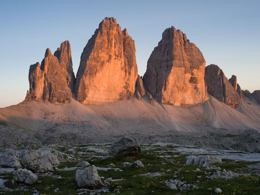Drei Zinnen I Naturpark Sextener Dolomiten