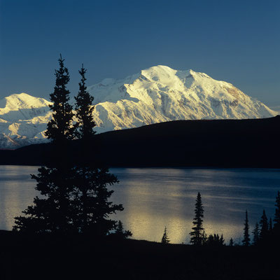 Wonder Lake I Mount Denali I Denali Nationalpark I Alaska