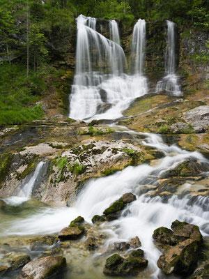Weißbachfall I Salzburger Land I Österreich