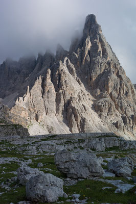 Paternkofel I Naturpark Sextener Dolomiten