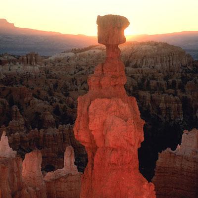 Thors Hammer I Sunset Point I Bryce Canyon Nationalpark I Utah