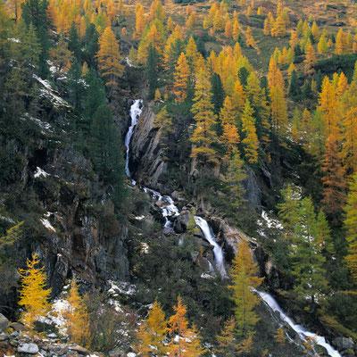 Herbst im Gradental I Nationalpark Hohe Tauern