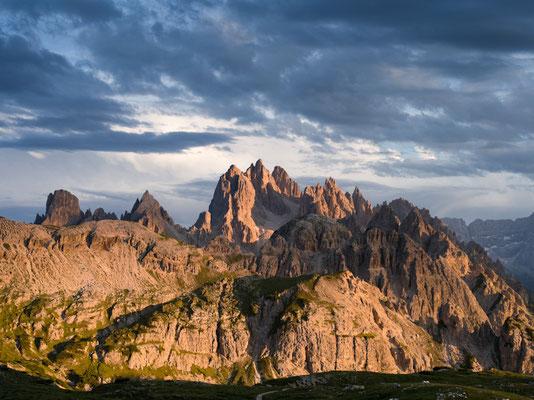 Cadini di Misurina I Dolomiten I Italien