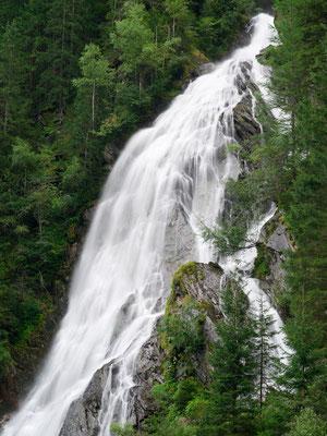 Schleierfall I Haslach-Kals I Nationalpark Hohe Tauern