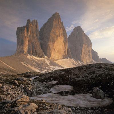 Drei Zinnen I Naturpark Sextener Dolomiten I Italien