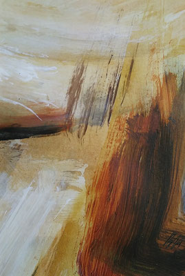 Ocker im Wind | Bildgröße 10x15 | 80,-