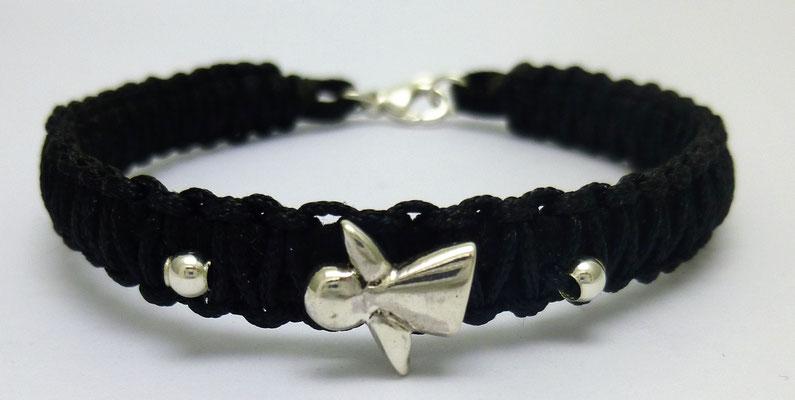 Armband Engel, Silber
