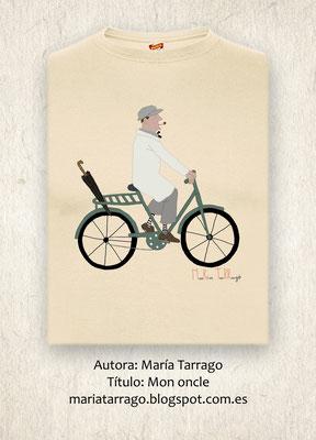 Autora: María Tarrago