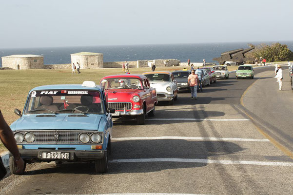 Taximeile auf Casablanca de Cuba