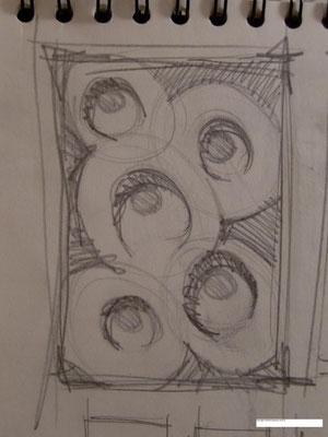 Eggs sketch