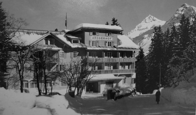 Gute Hotels Arosa