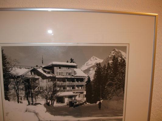 Skihotels Graubünden alter Hof Arosa