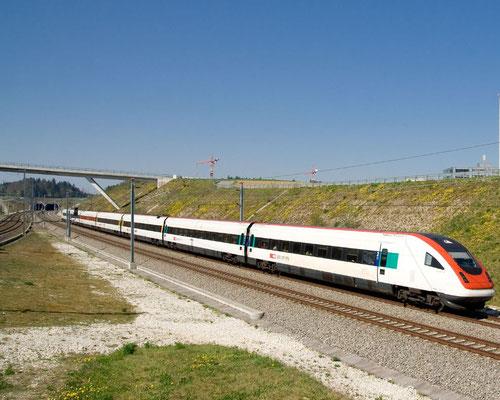Zugreisen effizent, bequem und sicher!