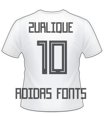 Printing Fonts