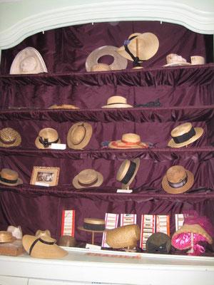 Encore des chapeaux
