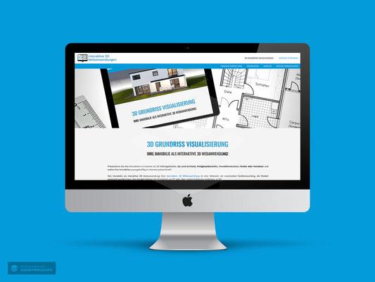 WEBDESIGN 3D WEB APP CALLENBERG