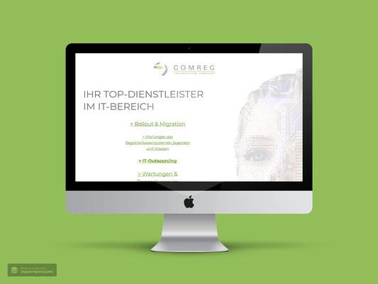 WEBDESIGN COMREG SOLUTION HOHENSTEIN-ERNSTTHAL