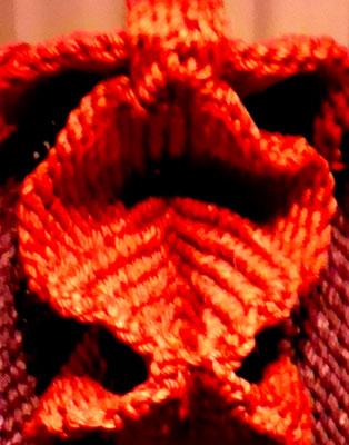 Textiles Gebilde -18, 2019. Fotoprint, limitierte Auflage von fünf Fotos, 30x40 cm © Christian Benz
