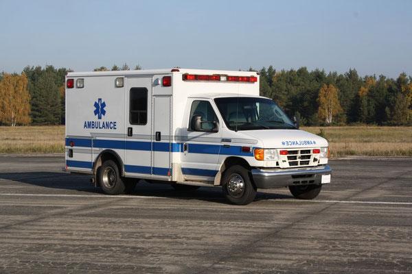 US Ambulance Seite