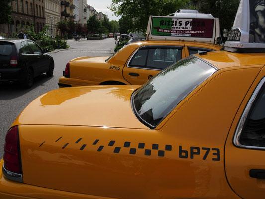 NYC Taxi Filmauto