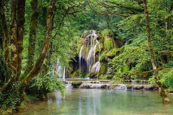 Frankreich Wasserfall