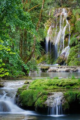 Wasserfall -  Frankreich