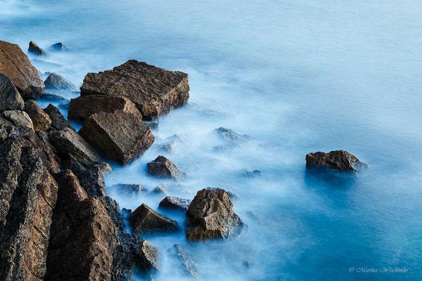 Blaue Stund am Atlantik