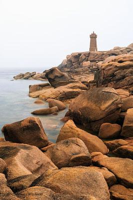 Leuchtturm im Felsenmeer