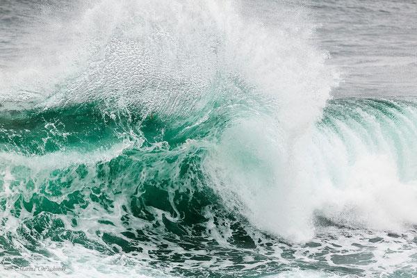 Welle im Atlantik