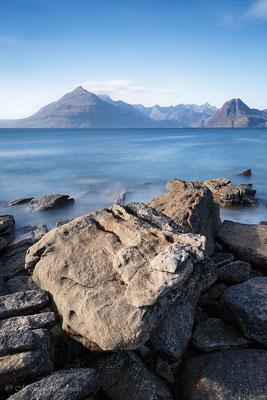 Blick auf die Cullins - Schottland  - GB -