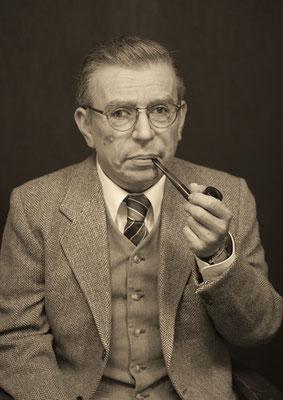 J.P.サルトル 職分の外に出て自らの実力を度外視、「関係のない事に口を出そう!」日本での公演から 1966年