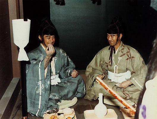 宴    /奥州藤原歴史館