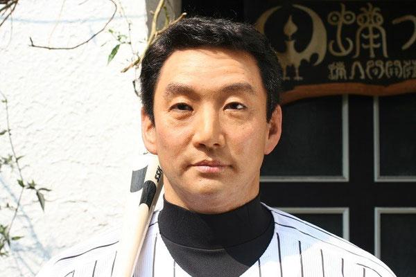 金本知憲 プロ野球選手 /スポーツミュージアム山田コレクション