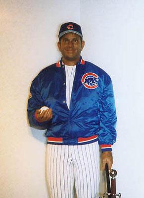 サミー・ソーサ 野球選手  /1999年 国立科学博物館 大顔展