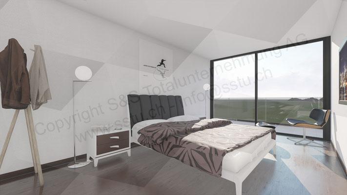 Planung von Einfamilienhaus in Mümliswil - ARE Alternative Real Estate Immobilien, Oftringen / Zug