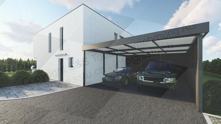 Planung von Einfamilienhaus in Niederbuchsitten - ARE Alternative Real Estate Immobilien, Oftringen / Zug