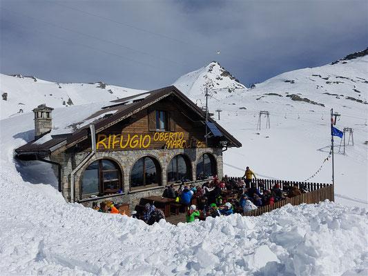 Il Rifugio - panoramica sulle piste da sci