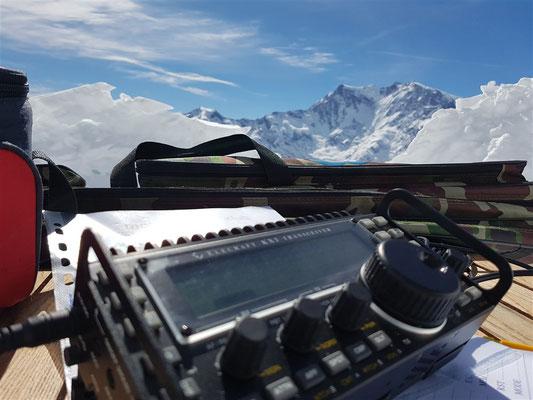Radio e Monte Rosa