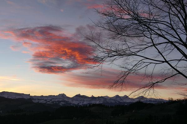 Fantastisches Morgenrot
