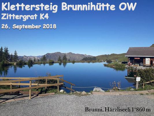 Klettersteig Brunni : Ks brunni zittergrat heinz gueller