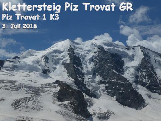 Klettersteig Piz Trovat : Ks piz trovat gr heinz gueller