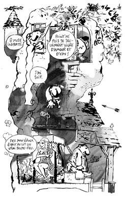 La Pépie dès Potron-Minet : à paraître / to be published — http://www.editionspolystyrene.fr/