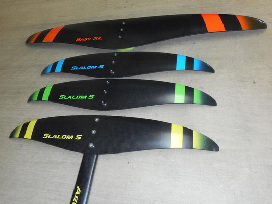 4 ailes du windfoil aeromod version 2