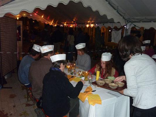 Le jury travaille - Concours de soupe 2009 (JC Mouton)