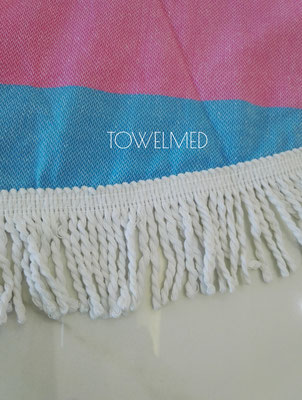 Fouta ronde by Towelmed