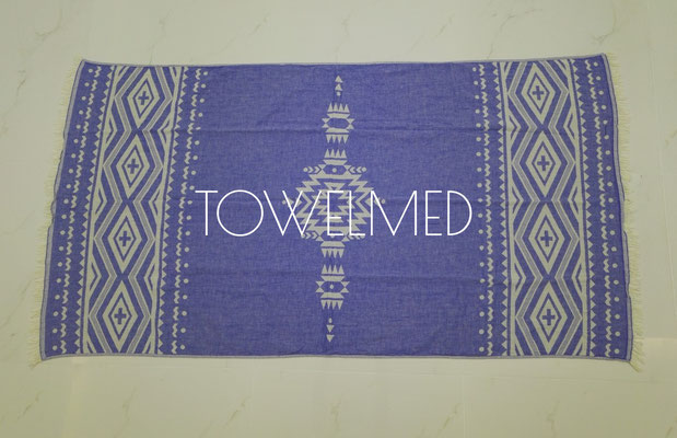 TRIBAL FOUTA TOWEL